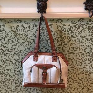 BOC Shoulder Bag with Portable Charger